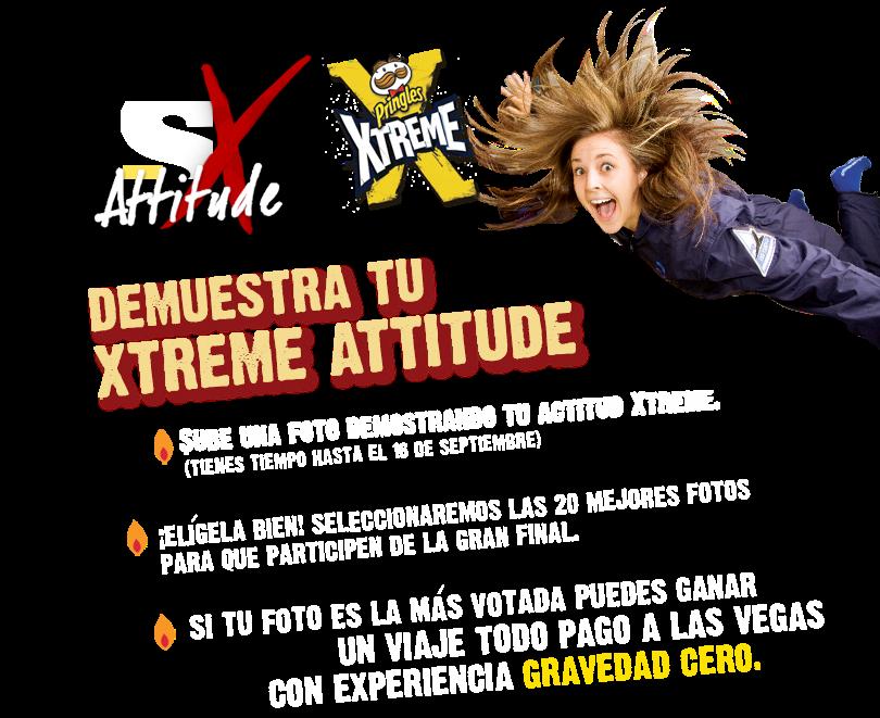 """Promo Pringles """"Xtreme Attitude"""""""