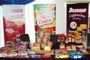 Lheritier presente en el 1º Congreso Nacional de Alimentación Segura y Saludable