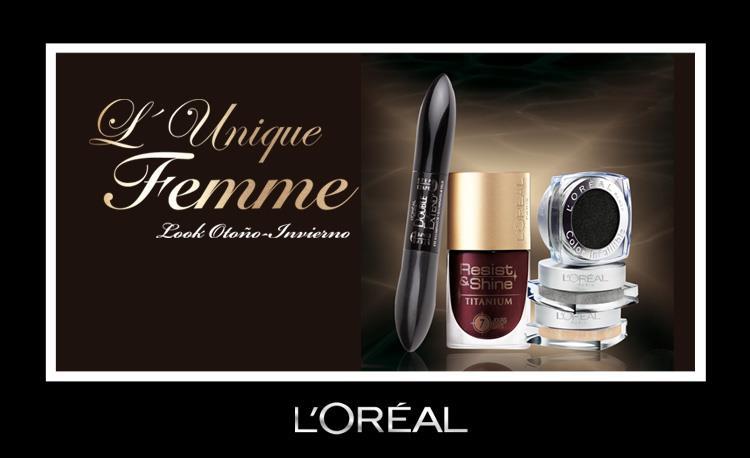 """Concurso L'Oréal Paris """"Decinos cual es el producto que falta en la foto"""""""