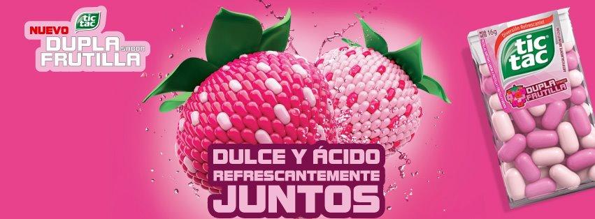 """Promoción Tic Tac """"El juego del sabor"""""""