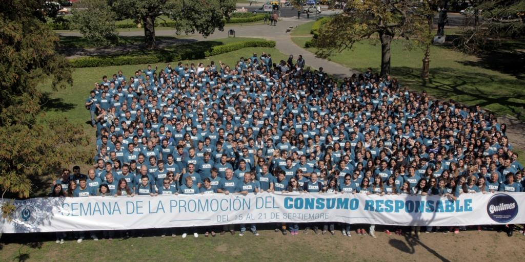 2000 empleados recorrieron 19.000 kms para promover la venta y el consumo responsables