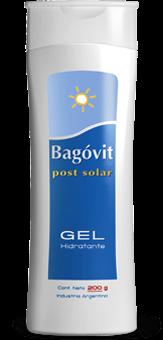 Nuevo Bagóvit Post Solar Gel