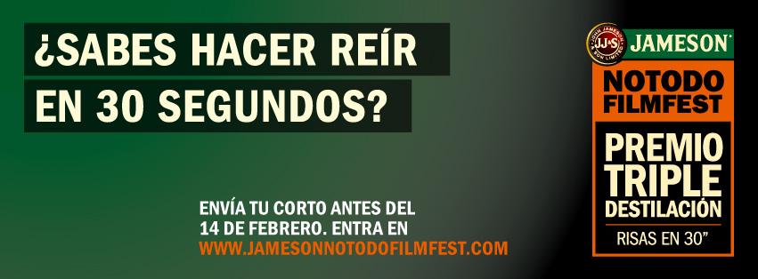 "Promo Jameson ""NotodoFilmfest"""