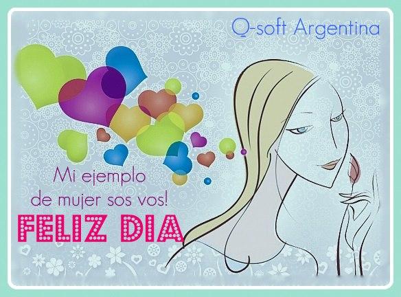 """Promo Q-Soft """"Día de la Mujer"""""""