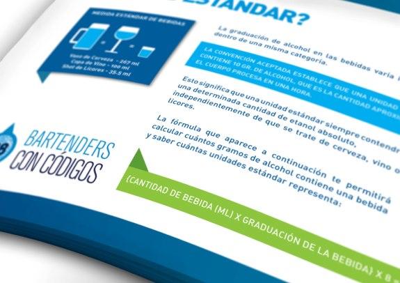 """Quilmes presentó el manual """"Bartenders con códigos"""" desarrollado por BridgerConway"""