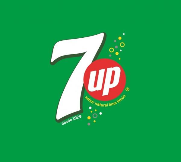 7UP- Nuevo logo