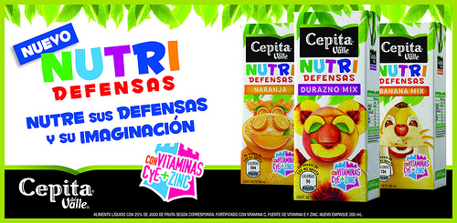 Cepita del Valle Nutridefensas