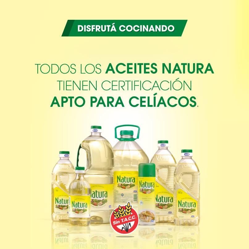 Aceite Natura