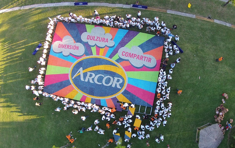Record Guinness Arcor