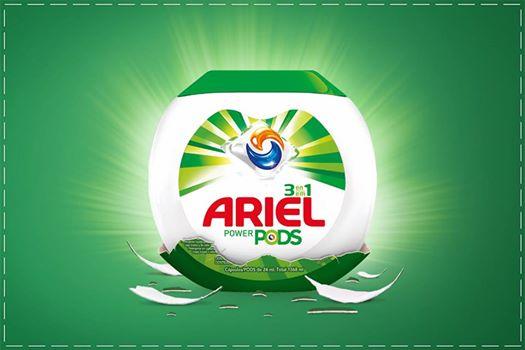 Ariel Power Pods