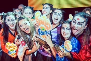 Finalizó el concurso Baila Fanta 2014