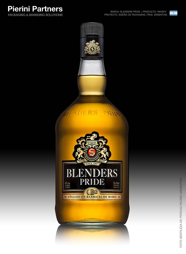 Blenders Pride low