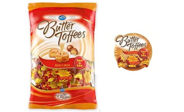 Butter Toffees sabor Bon o Bon