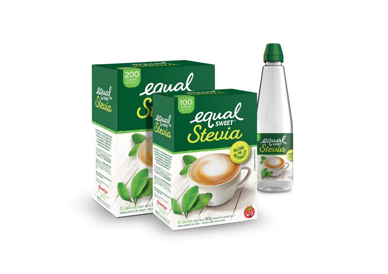 Equal sweet stevia evoluciona con nueva botella m s - Marcas de te ...