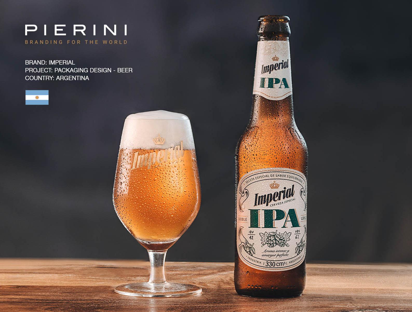 Cerveza IPA Imperial