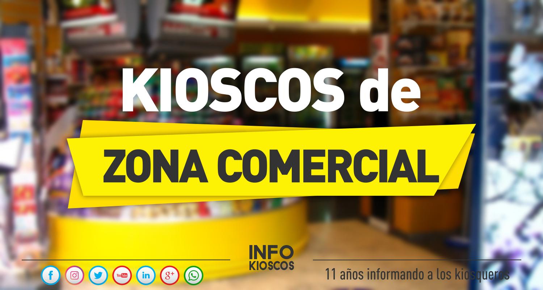 KIOSCO DE ZONA COMERCIAL