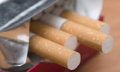 Aumento de Cigarrillos