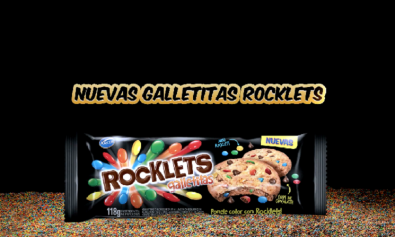 galletitas rocklets