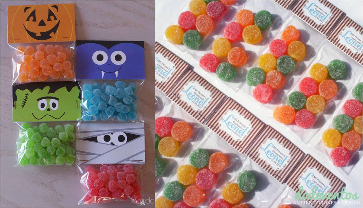 4171b21fa ... por lo que usamos golosinas que predominen el azul y/o el rojo. También  se pueden hacer paquetitos de gomitas o confites de chocolate, que se  venden ...
