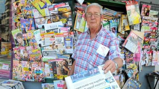kiosco diarios y revistas